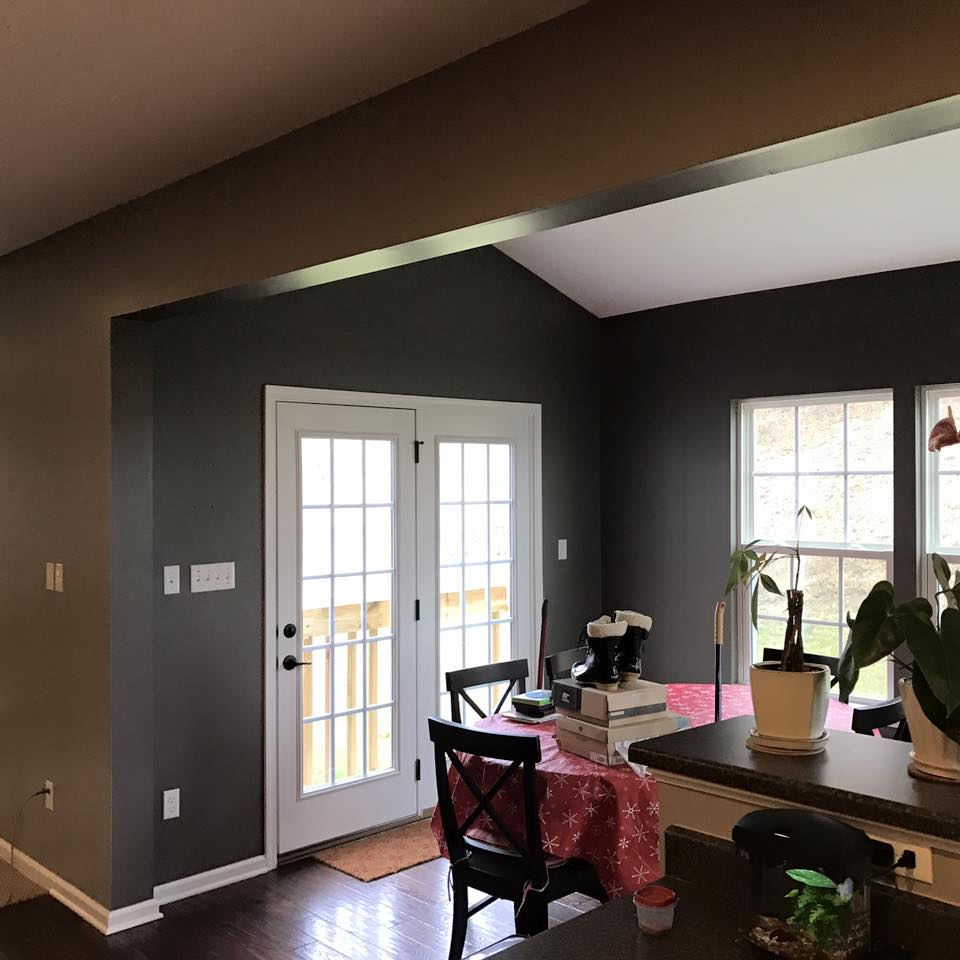 interior house painting Pittsburgh pa