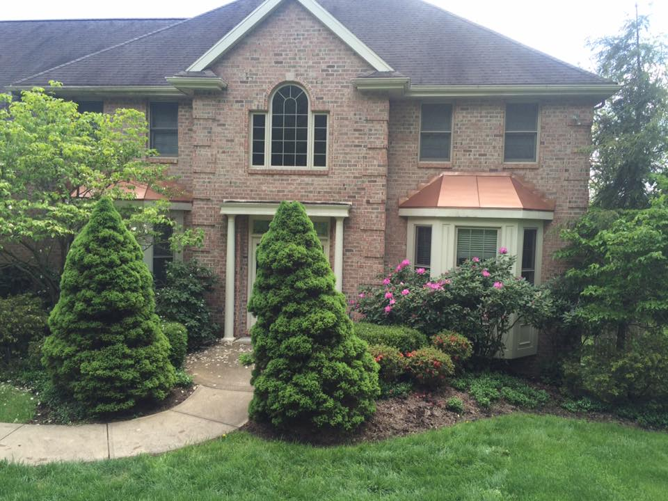 exterior house painters Pittsburgh PA